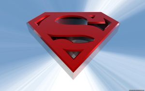 Superman Logo by VickyM72