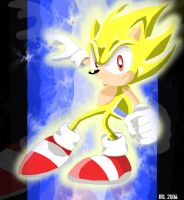 Super Sonic: Another Attempt by Segavenom