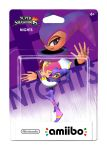 NiGHTS Amiibo Package Fantasy Concept by viperxmns
