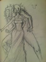 Nuel and Aracne by Obscuratio