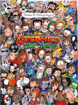Ants 100th Page Color by hankinstein