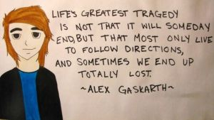 Gaskarth Quote by moose-on-a-jew
