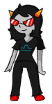 Terezi Pixely Thing by 4themindandsoul