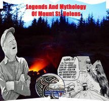 Mythology Of Mt. St. Helens--Part 3B by CrystallineHFA