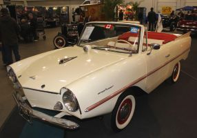Amphicar by boogster11