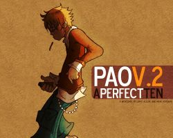 Pao V.2 wallpapertacular by scrotumnose