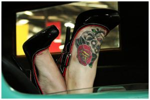 missASHLYNN Lovely Tattoo by WithinIllusion
