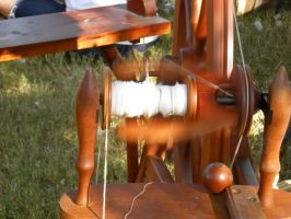 Spinning Wheel by theoracleofdreams