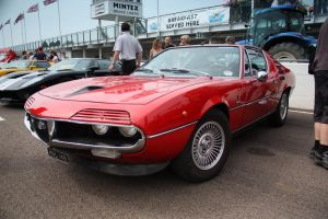 Alfa Romeo Montreal by smevcars