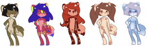 Adopts batch 1: 30 points by Dalidopts