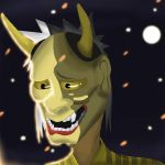 Hannya mask by Art-Junkei
