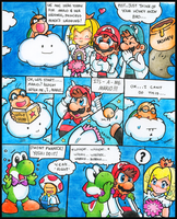 Mario- short for words-1 by NatSilva
