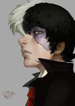 Black Jack Fanart by Conluoi