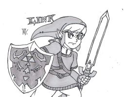 Link by SuperGon-64