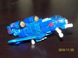Autobot Cobra Ratler A-10 2 by coonk9