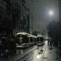 .: the cold :. by hayal25