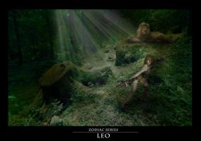 Zodiac Series: Leo by Maiden-Hebi