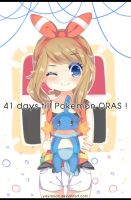 41 days till Pokemon ORAS ! by YayaoSan