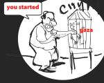 You Started - GAZA by ademmm