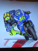 Valentino Rossi by TheShadowSilhouette