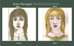 Draw This Again - Misery 2010 2012 by Killing4Revenge