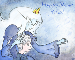 Happy New Year! by Ikki-Jen