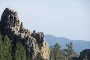 Cathedral Rock Spires Black Hills South Dakota 3 by Riogirl9909stock