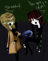 Shaddup by Miki-4