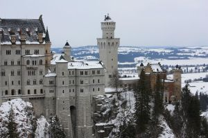 Neuschwanstein by Civetta70