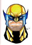 Wolverine! by Fraven