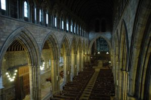 Dunblane Cathedral II by artismagica
