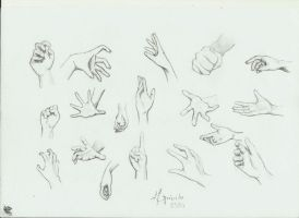 Hands practic by Arpiniko