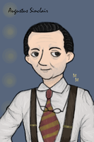 Augustus Sinclair by MalevolentMask