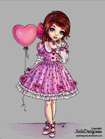 Valentine S Day Lolita By Jadedragonne Reloaded by Suiish