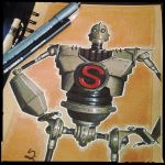 The iron-superman by S-andr-A