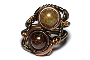 Steampunk Jewelry Ring 3 by CatherinetteRings