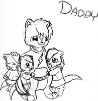 Daddyyy! by Beetleflight