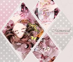 .PREVIEW: Memorieal Charity Artbook. by Hetiru
