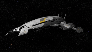 SR2 Normandy 3 by CKuhn
