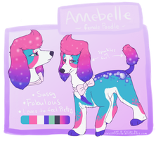 Annebelle -POINT AUCTION- by xWolfPrincex