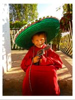 Mexican child by deox87