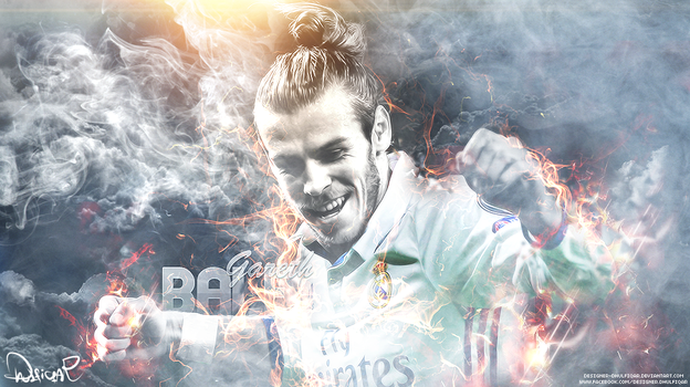 Gareth Bale - Real Madrid by Designer-Dhulfiqar