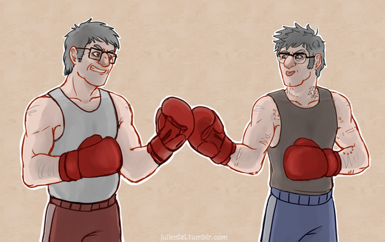 Boxing by Tenshi-Inverse