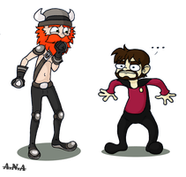 The Yogscast - Wait what? by RatherPeculiar