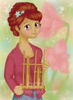 Angklung geulis by fistybrokenmind