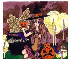 Happy Halloween by Imparity