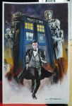 11th Doctor Commission by mytymark