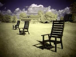 Lawn Chairs 1220005 by StockProject1