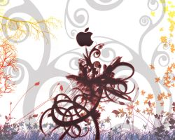 Forest of Apple by cdickerson