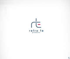 RetroTe Products logo by thesamirH
